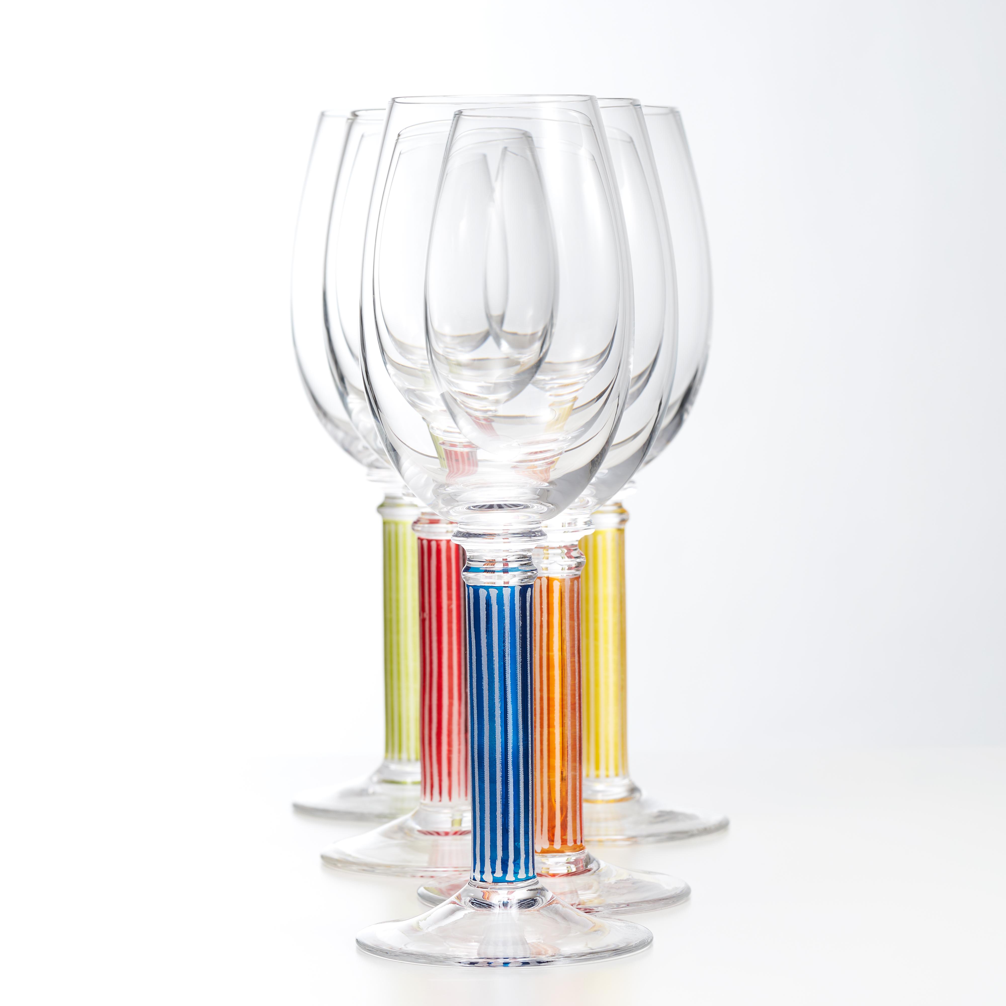 Glassware photography